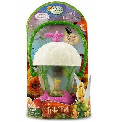 Disney Fairies TinkerBell Great Fairy Rescue Lantern & Removable Tink Doll Talks