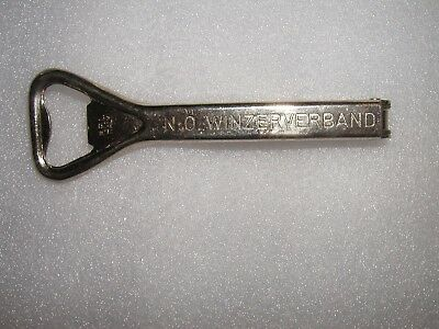 Rare Collectable  N.o.winzerverband Wine Waiters Friend (Steel)