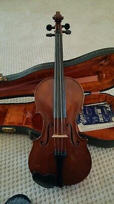 Violin Made ByJohn D Selby in 1916 # 154