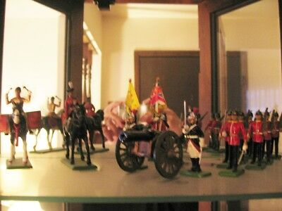 Britains Limited Soldiers 1st Set