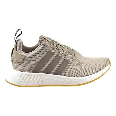 d39bfb878 Adidas Originals NMD R2 Men s Shoes Trace Khaki Brown Core Black BY9916