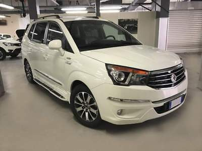 SSANGYONG Rodius 2.2 Diesel 4WD A/T Classy Pelle 7 posti