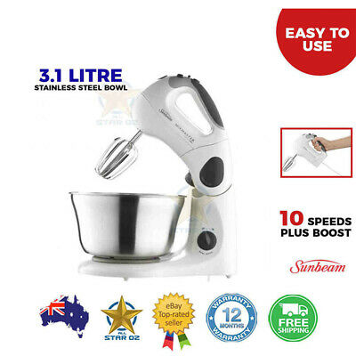Dough Bench top Beater Compact 3.1L 2 in 1