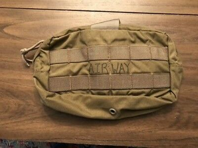 Eagle Industries Wide Horizontal GP Pouch 9x3x5 V.2 MJK Khaki SF SEAL CAG/Delta