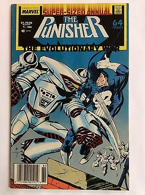 The Punisher, Annual #1 (Marvel Comics) 1988 - Combined Shipping