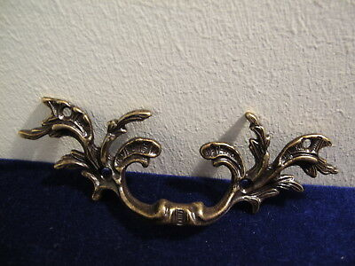 French Rococo Brass Handle