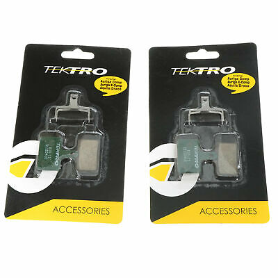 1 or 2 Pair Tektro E10.11 Metal Ceramic Disc Brake Pads Auriga/Draco/Orion