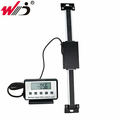 200 mm 8'' Digital Readout linear scale DRO Magnetic Remote External Display
