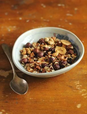 Just Gluten Free Organic Toasted Muesli with Nuts 500g