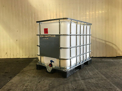 Reconditioned 600 Litre IBC - Water/Liquid/Fuel Storage Containers/Tanks