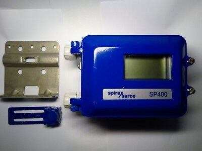 Spirax Sarco SP400 Electropneumatic Smart Positioner