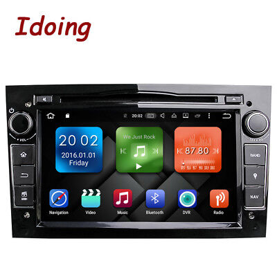 Android8.0 Car Multimedia Video player For Opel Vectra Corsa D Astra H Fast Boot