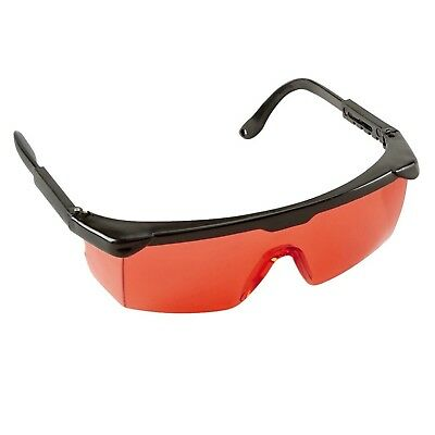 DeWalt RED LASER GLASSES Increases Visibility, Long Wear Life *USA Brand