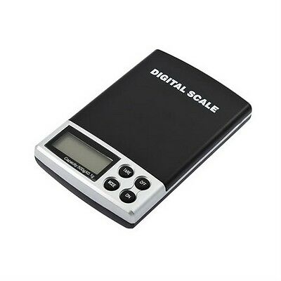 0.1-500g Digital Jewelry Weight Weighing GRAM Balance Scale Pocket Electric TJ