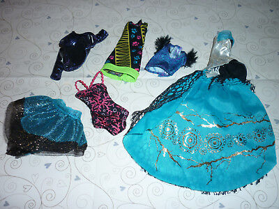 Monster High Assorted Doll Clothes for OOAK/Custom/Play