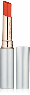 Jane Iredale Just Cheek Stain Kissed Lip Forever Box  Red 0.1oz/3g Tester