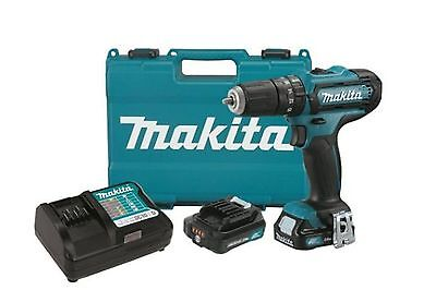 12-Volt Max CXT Lithium-Ion 3/8 in. Hammer Driver-Drill Kit Keyless Chuck Tool