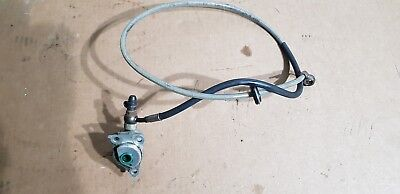 Ducati Monster 900 S4 '01 Clutch Slave Cylinder Command Cylinder And Hose