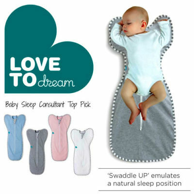 Love to Swaddle Up Original by Love to Dream 100% Authentic ** FREE POSTAGE**