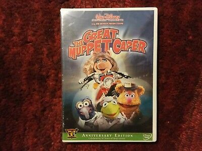 Disney :The Great Muppet Caper : 50th Anniversary Edition DvD