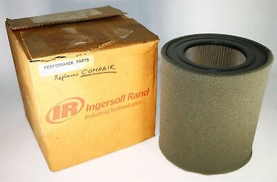 New in Box IR Ingersoll Rand 43-831-1 Air Filter Element - Replaces Comp-Air  J6