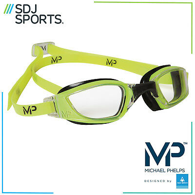 Michael Phelps Mp Xceed Competition Racing Swimming Goggles With Anti-Fog