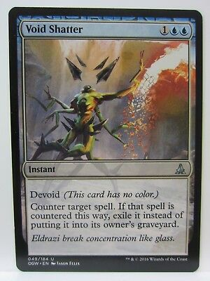 2X Frantumare il Vuoto - Void Shatter - OGW - EXC ENG - MTG