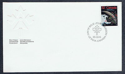 Canada FDC - 1985 - Canadians in Space, Scott # 1046