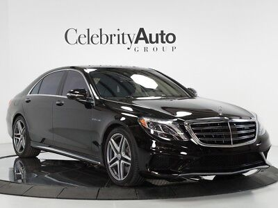 2015 Mercedes-Benz S-Class S65 AMG (SAVE $100K FROM NEW) 2015 MERCEDES BENZ S65 MSRP $226K MSRP