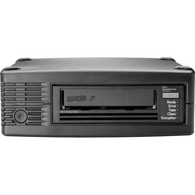 BB874A HPE StoreEver LTO7 Ultrium 15000 External Tape Drive BB874A#ABA. NEW