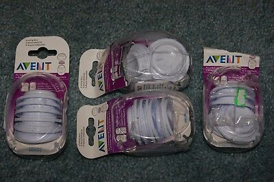 Philips Avent seal disc breast feeding milk storage bottle baby infant bpa free