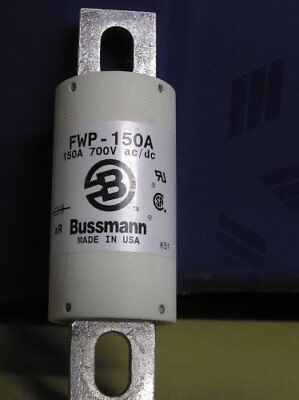 150A High Speed Semiconductor Fuse 700VAC/DC