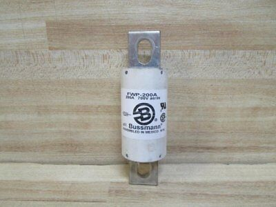 Cooper Bussmann 700VAC Semiconductor Protection Fuse FWP-200 200A