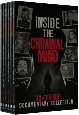 Inside the Criminal Mind - 30 Episode Documentary Collection