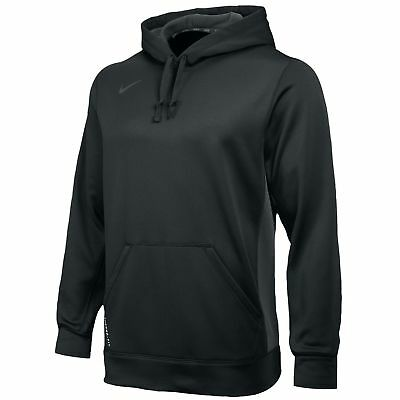 Mens Nike Dri-fit Therma KO Pullover Hoodie Black Anthracite 621940-020 New!!!