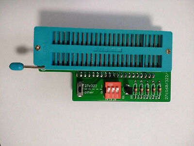 27C322/27C160/27C800/27C400 adapter board for TL866 programmer