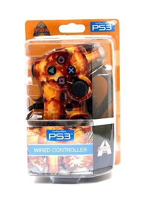 Arsenal Gaming  Play Station 3 Wired Controller Explosion