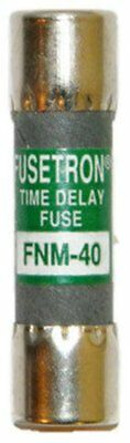 40A Time Delay Cylindrical Midget Fuse 32VAC