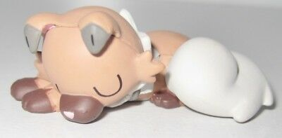 Pokemon PVC Alolan Good Night Friends Figure Sleeping Series ~ Rockruff @85231