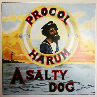 Procol Harum A Salty Dog remastered MOV audiophile 180gm vinyl LP NEW/SEALED