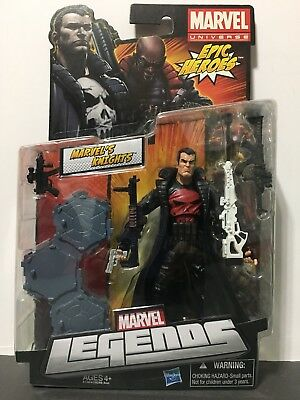 "Marvel Legends Epic Heroes Marvel Knight's Punisher 6"" Action Figure Hasbro MIP"
