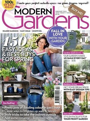 Modern Gardens Magazine #23 (Brand New Back Issue)