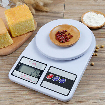 Kitchen Scale Digital 10000g Postal LCD Electronic Weights Scales Food 10kg/1g