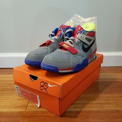 new product 7deb3 d9f7a New DS Nike Air Trainer III 3 Premium Transformers Optimus Prime Sz 9  317247-002