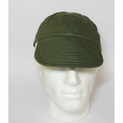 Hobby & Work Repro Wwii Usaaf Fatigue Cap Olive Green  No13