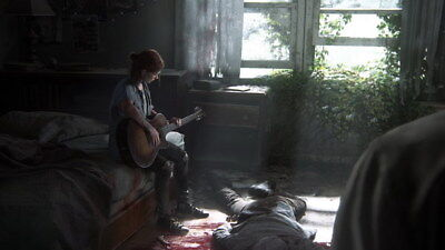 """006 The Last of Us 2 - Zombie Survival Horror Action TV Game 42""""x24"""" Poster"""