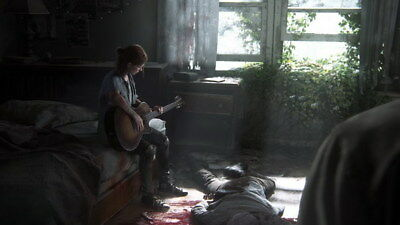 """002 The Last of Us 2 - Zombie Survival Horror Action TV Game 42""""x24"""" Poster"""
