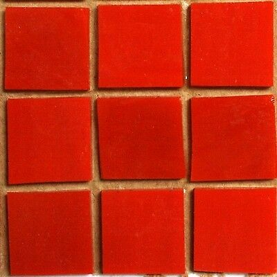 75 tiles 20mm MG33 Very Berry Glacier Stained Glass