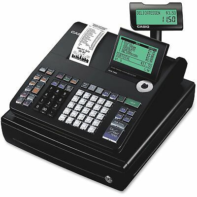 One-Sheet Thermal Cash Register with 10-Line LCD Cashier Display Model PCR-T500