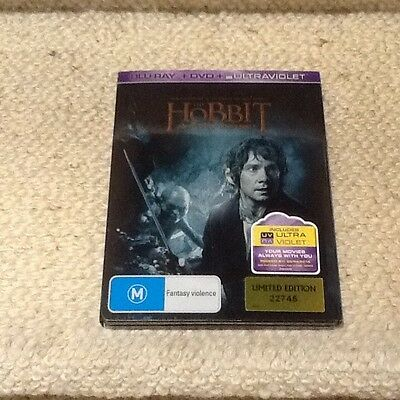 The Hobbit: An Unexpected Journey DVD set - Limited Edition